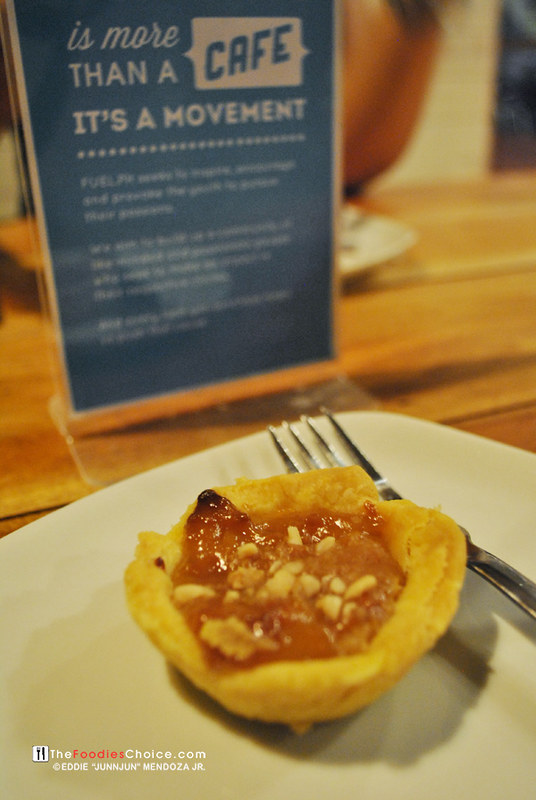 Maridel's Pastries de Nata at Fuel.ph Iloilo