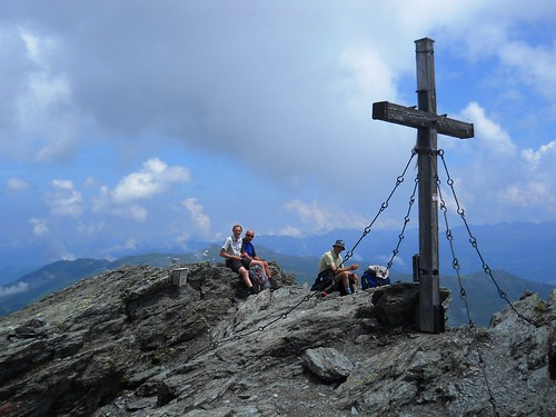 Rastkogel Summit