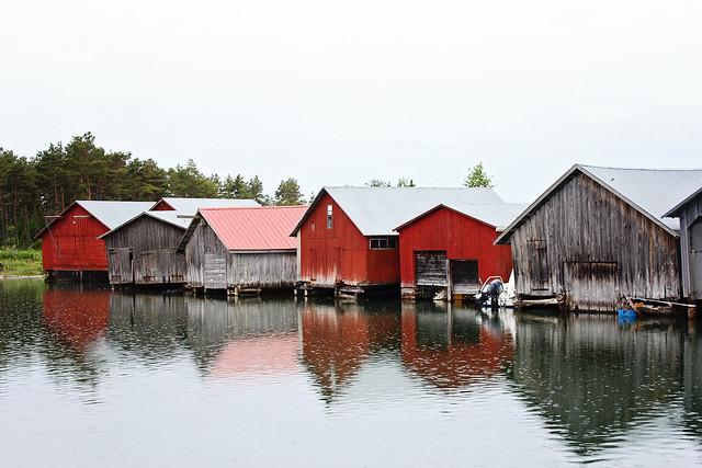 fishing shanties water 2
