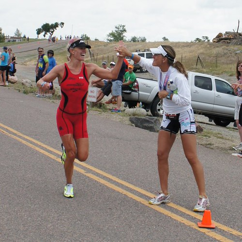 Boulder Peak Triathlon-Run