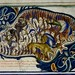 Jaws of Hell.  detail. c.1250-60. English. Bodl_Auct.D.4. BL