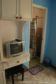 Muravian Hotel Room