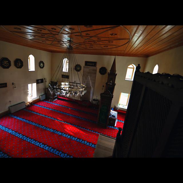 Esmahan Sultan Mosque in Mangalia