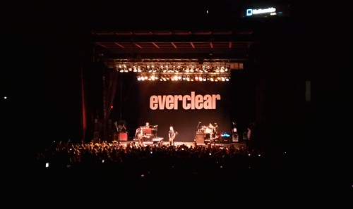 Everclear on the Summerland Tour