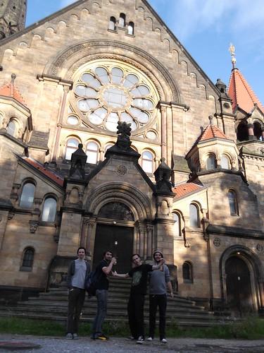 An der Garnisonkirche