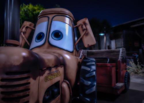 Mater's Junkyard Jamboree by hbmike2000