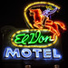 El Don Motel, Albuquerque - ProPhoto Color Space version