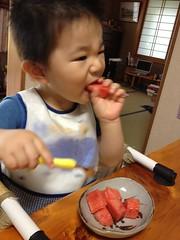 3時のおやつ (2012/7/16)