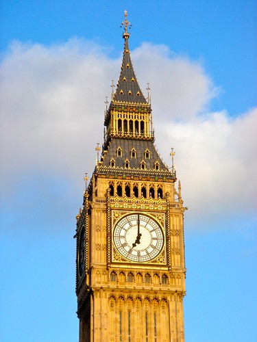 Not Big Ben! by Webminkette