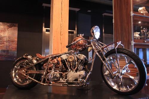 Harley Davidson, custom