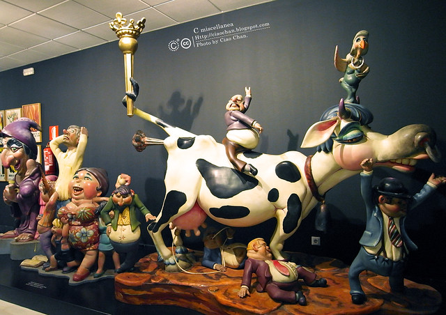 Hola Alicante~ 阿利坎特。篝火博物館 Musen de Fogueres   R1043542