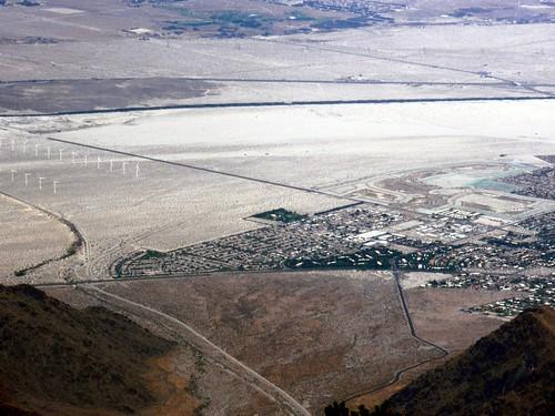 Elevation of Mount San Jacinto, California, USA ...