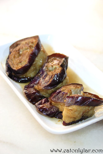 Deep-fried Eggplant, Restoran Jin Xuan Hong Kong Sdn Bhd