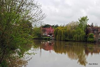River Medway At Yalding