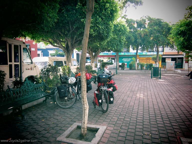 Street Scenes, Mazatlan