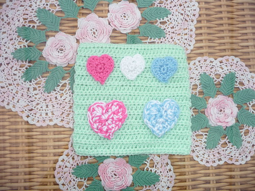 Laura H. Thank you for your Heart Square!