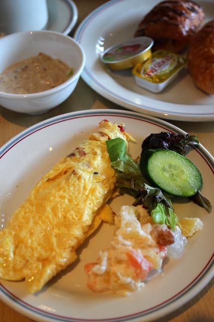 The Islander - Omelette