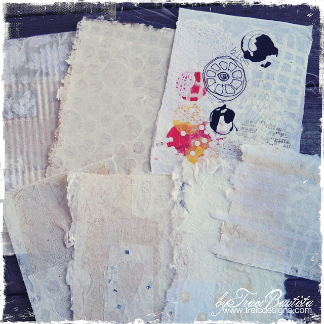 IQFLB paper layers canvas