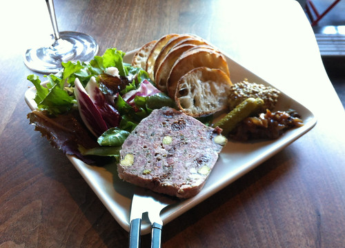 Eric's country pate