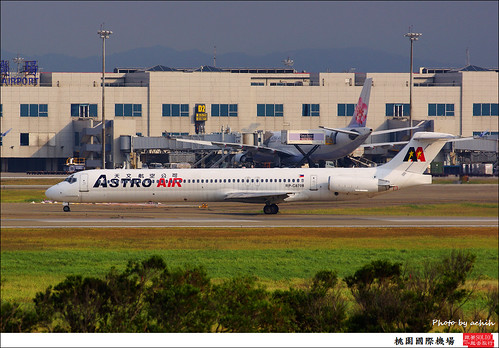 ASTRO AIR / RP-C8708 / Taiwan Taoyuan International Airport