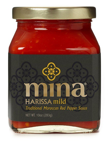 Jar of Mina Harissa {mild}