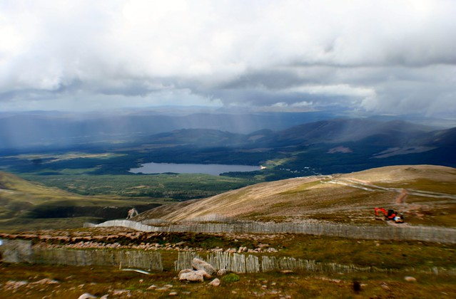 View from Cairn Gorm, Cairngorms