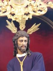 Nuestro Padre Jesus del Soberano Poder ante Caifas