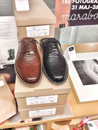 a new kind of oxfords