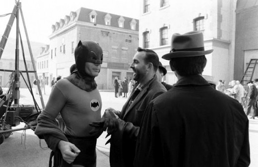 Batman, o filme 1966 - Túnel do Tempo