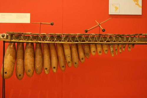 gourd marimba