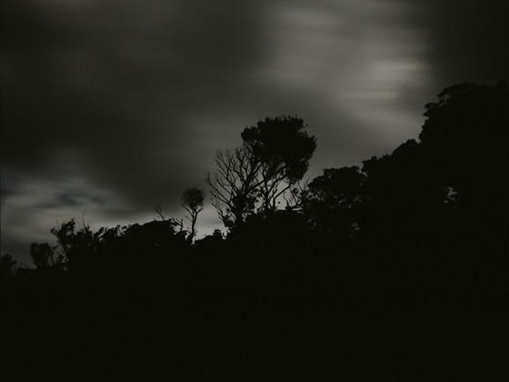 月の光で撮影した、風景写真集制作(写真家 /隼田大輔)