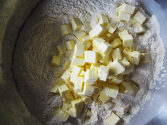 pie dough - all butter