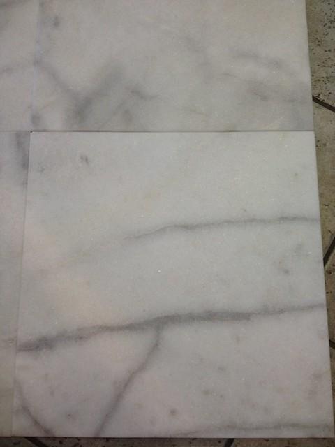 new tile close