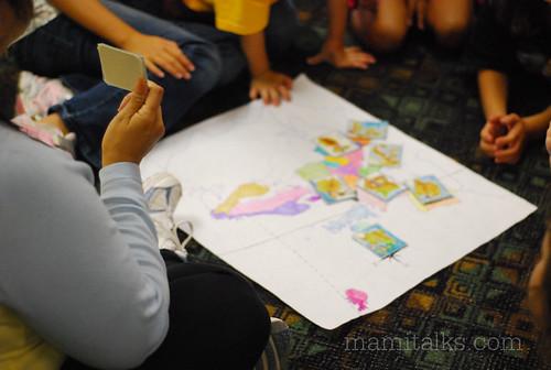 como enseñar los mapas