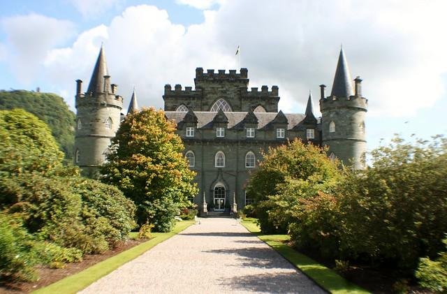 Inveraray Castle, Argyll