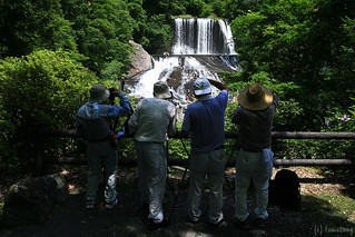 Ryumon Waterfall