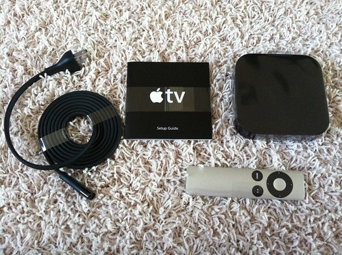 Apple TV (2012 model)