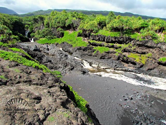 Ohe'o Gulch – Maui