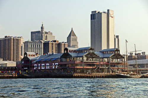Pier 17, Seaport by Alida's Photos