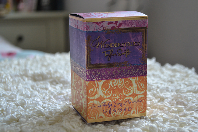 daisybutter - UK Style and Fashion Blog: beauty review, perfume, wonderstruck by taylor swift