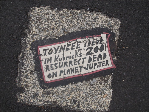 Toynbee down the shore! Ventnor and N. Franklin in Margate NJ.
