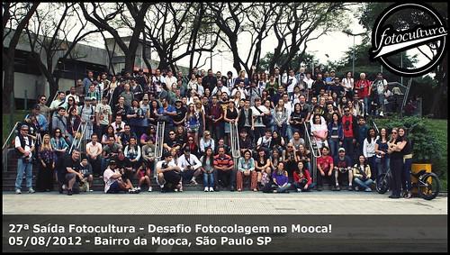 Oficial da 27ª Saída Fotocultura, Mooca, 05/08/12