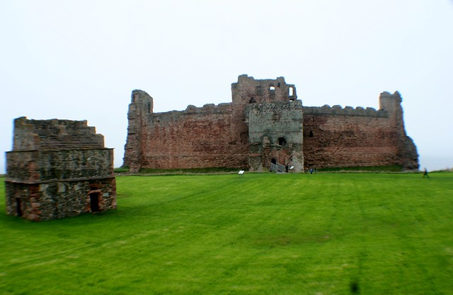 Tantallon Castle, East Loathian