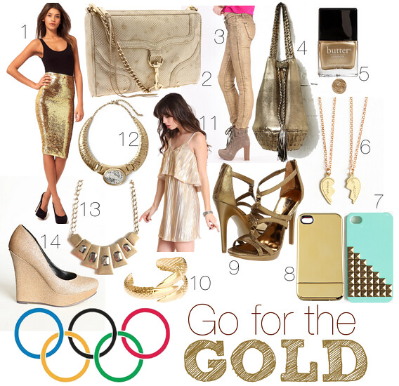 Livingaftermidnite - Go for the Gold : Olympics