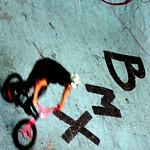 Bicycle Moto Cross CC