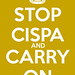 Stop CISPA and Carry On