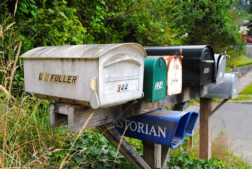 Astoria Mailboxes