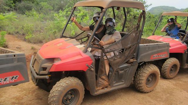 ATV riding, Maui
