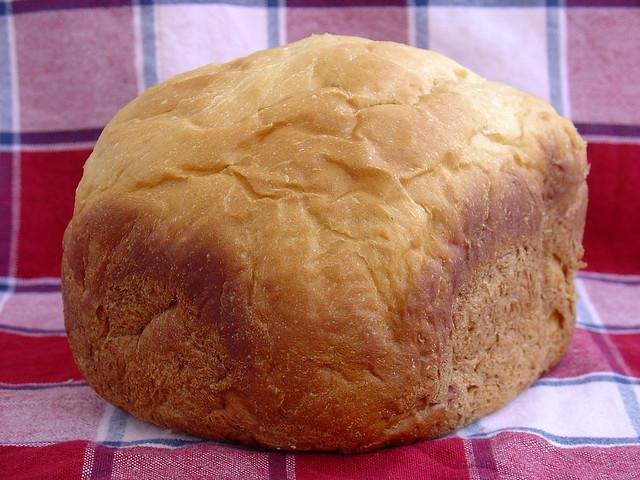 Pan de leche esponjoso