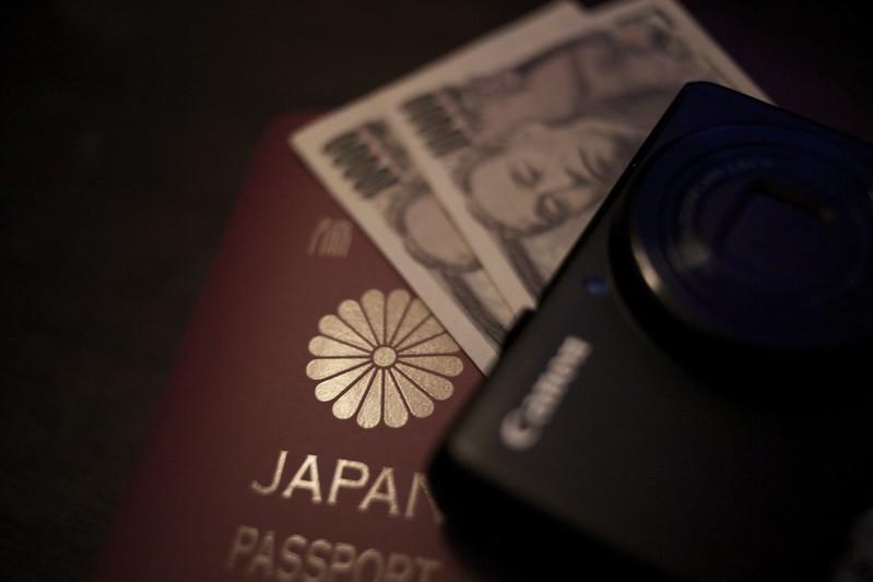 海外旅行 with S95